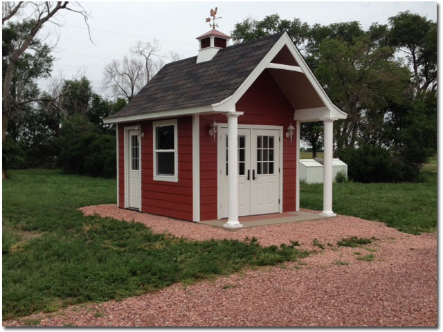 30 Awesome Cupolas For Sheds